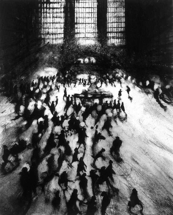 Bill Jacklin - order and disorder of people and public spaces. certain people in focus to highlight different personalities or in colour for people who might stick out of society, linking in with slight personality disorder.