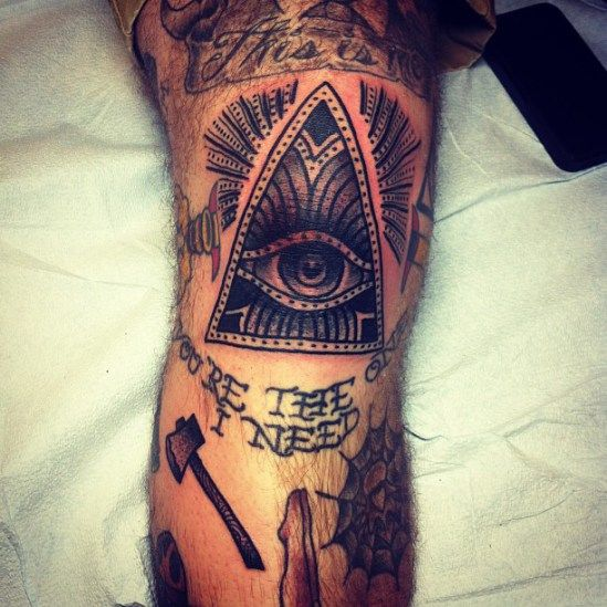 25 best eye triangle tattoo images on pinterest triangle. Black Bedroom Furniture Sets. Home Design Ideas