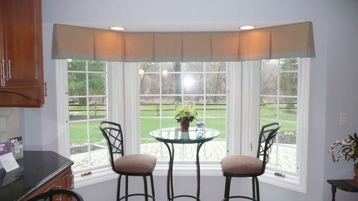 Round Table For Bay Window Google Search Valance