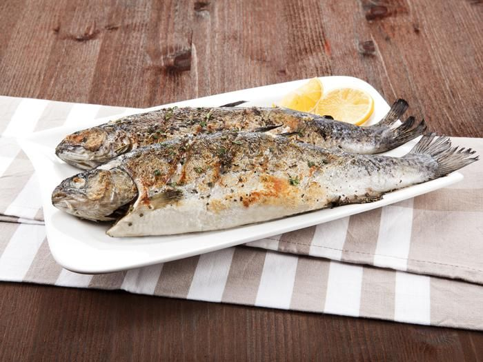 Grilled Hamour (Whole Fish)