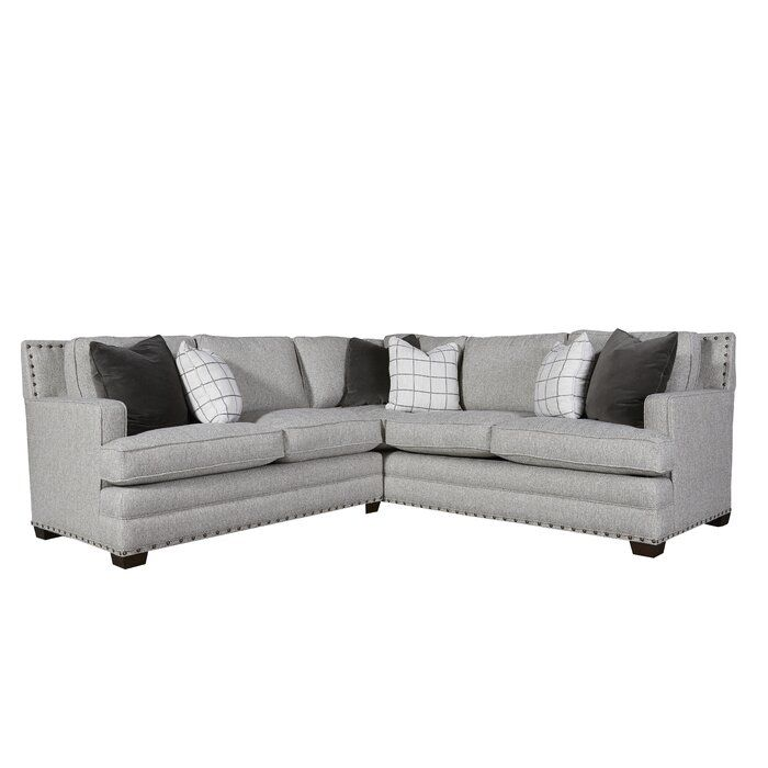 Ryans Symmetrical Sectional Sectional Sofa Furniture Cool Couches