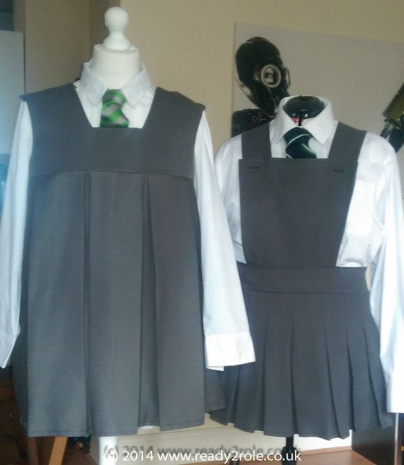 Adult School Pinafores & Gymslips Individually Made by ready2role