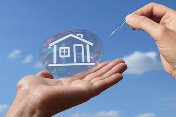 La bulle immobilière sur le point d'éclater