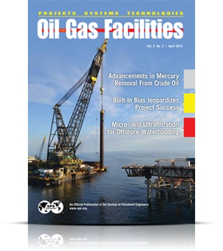 OIL AND GAS FACILITIES MAGAZINE