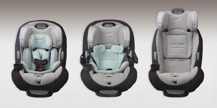 If you want your car seat to grow with your kiddo — here's your guide! These convertible car seats are safe, sleek, and easy to install.