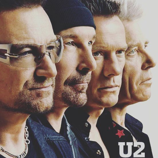 """""""Everyone is here with me tonight, every one but you...""""- Crystal Ballroom  #U2…"""