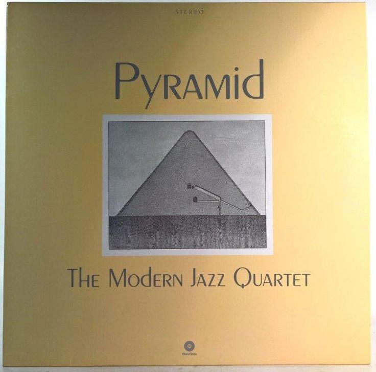 The Modern Jazz Quartet - Pyramid 180g Lim. Ed