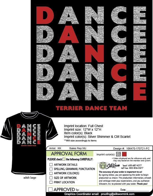 2014 2015 carbondale community high school dance team dance team shirtscheer shirtsschool dancesdrillshirt designsshirt ideashigh - Cheer Shirt Design Ideas