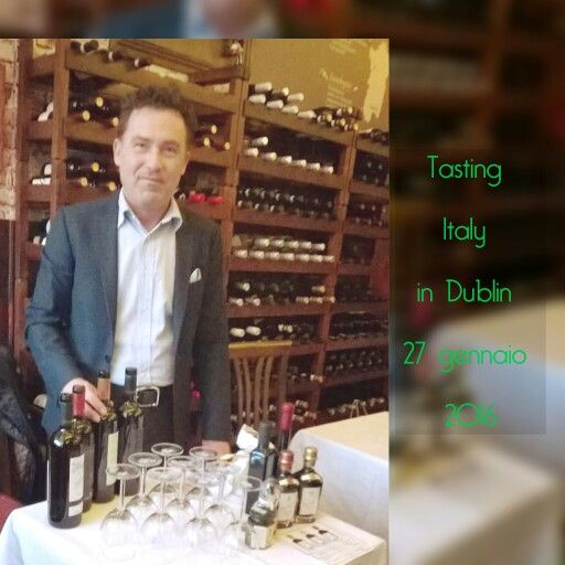 Ready to meet irish wine importers