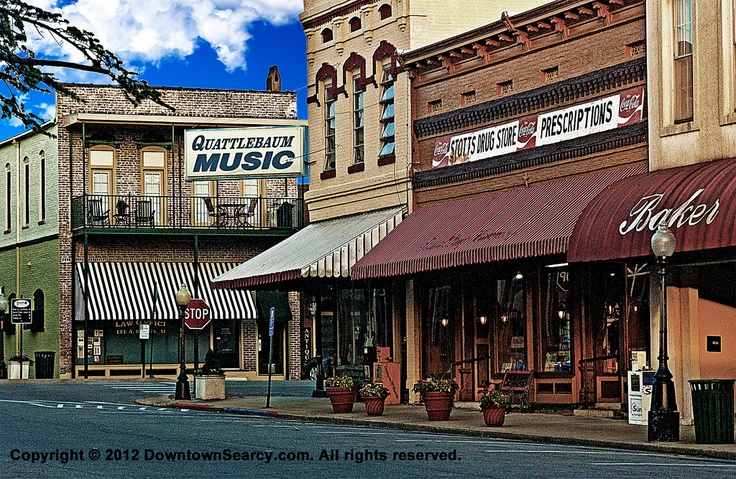 Downtown Searcy Arkansas