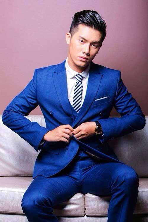 12.Asian Men Hairstyles