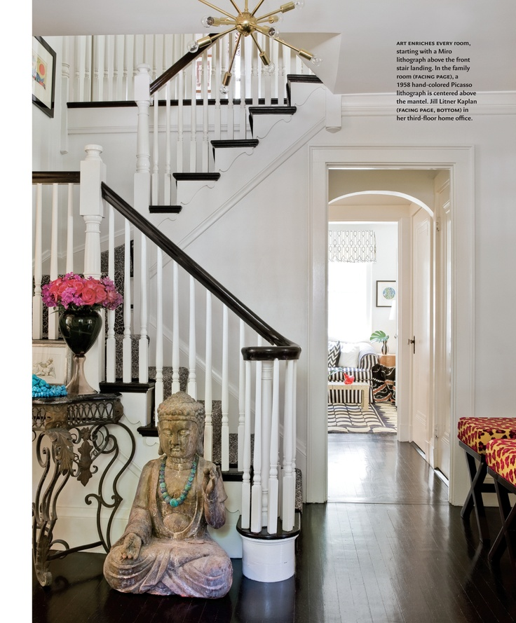 feng shui stairs are best to one side of the home it is