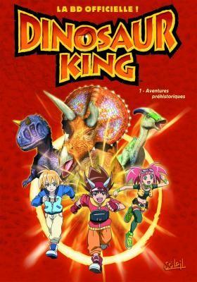 Dinossauro Rei Genero: Ação , Aventura , Comédia , Ficção Científica , Shounen