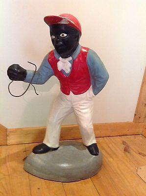 35 Best Lawn Jockey Statue Jocko Graves Faithful Groomsman