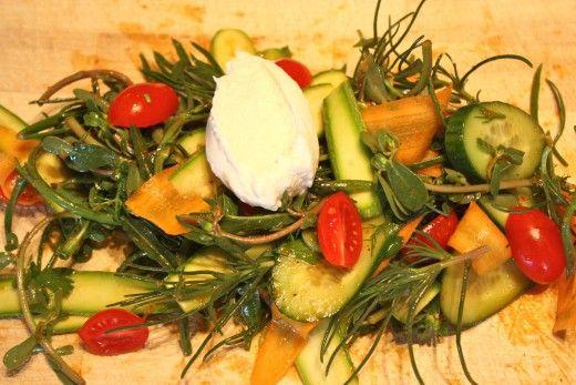 23 διαφορετικές καλοκαιρινές σαλάτες, by lifo