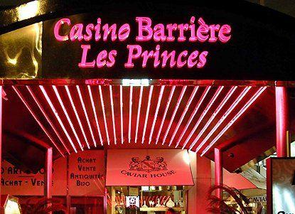 Les Princes Casino Barrière de Cannes # Casino YES