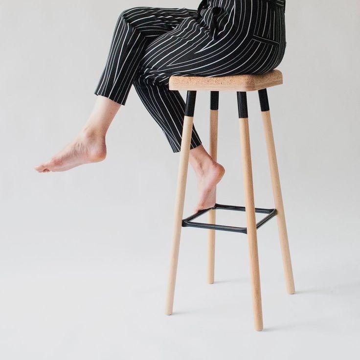 Marco Bar Stool is all about the little details that keep you comfortable and in a good mood. -  -  -  -  #ubikubi #barstool #design #designer #designinspiration #productdesign #homedecor #decor #interiordesign #furniture #modern #contemporary