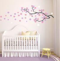 Blossom Branch + butterflies (WAKN091)