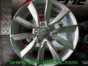 """pack jantes Audi  A3 A4 A6 A8 18""""pouces"""