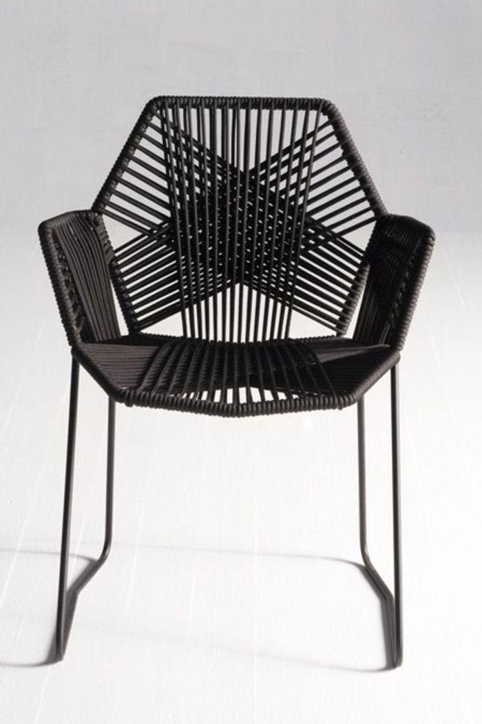 Die besten 25 stuhl schwarz ideen auf pinterest st hle for Ac design stuhl nora