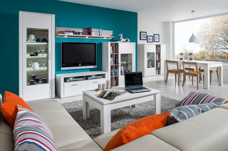 Obývačka Decodom: NORDIC  prevedenie: Pino Aurelio - Pino Aurelio  [Living room: Nordic  colours: Pino Aurelio - Pino Aurelio]