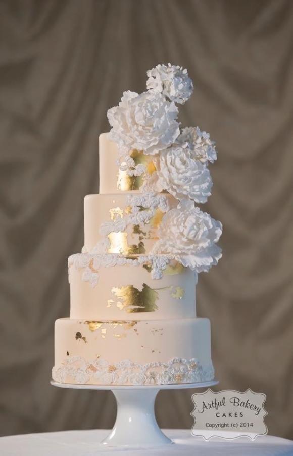 Pure Romance - Cake by Artful Bakery