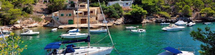 Port de Cala Figuera, Mallorca, Spain