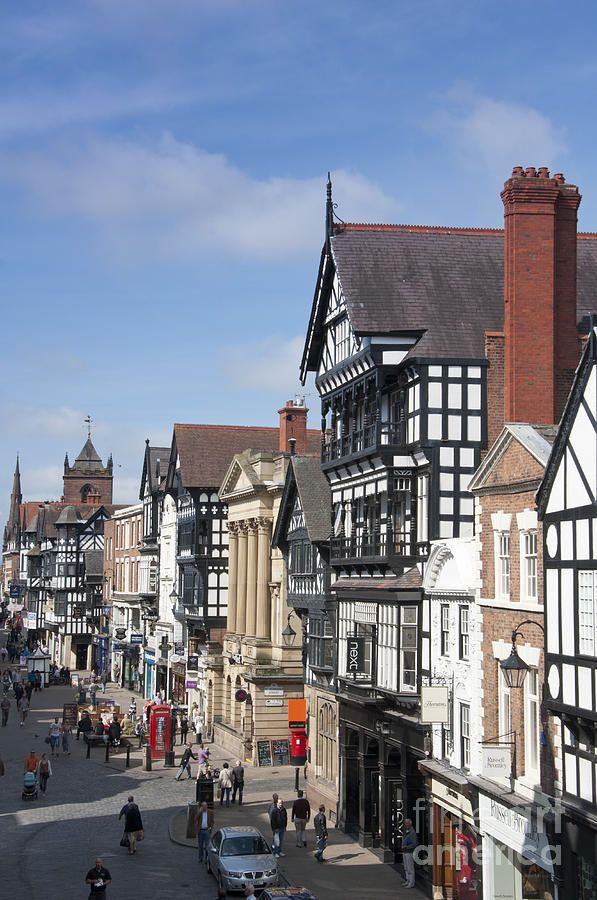 ✯ Chester City Centre - Cheshire, UK