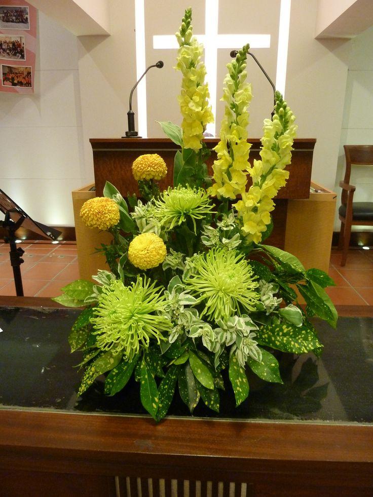 Church flowers                                                       …