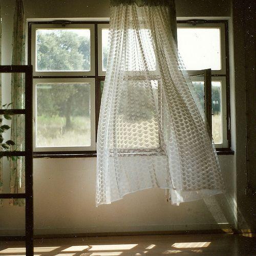 : Decor, Interior, Favorite Places, Life, Windows Curtains Breeze, Things, Open Window, Windows Doors Gates, Photography