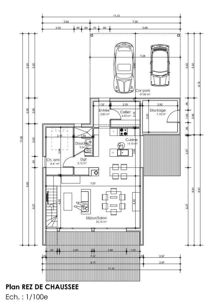 705 best plan maison images on Pinterest Small home plans
