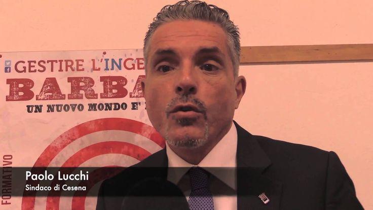 Intervista al Sindaco di Cesena Paolo Lucchi.