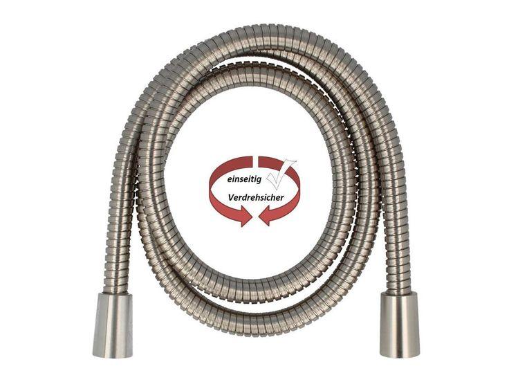 tecuro Metall Brauseschlauch edelstahl gebürstet optik - alle Längen in Heimwerker, Bad & Küche, Armaturen | eBay!