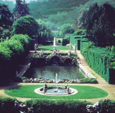 labirinto valsanzibio   Giardini nelle vicinanze