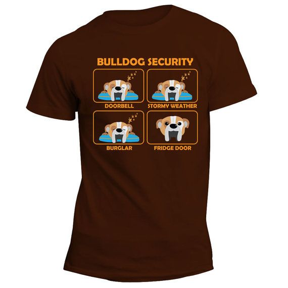 English Bulldog  English Bulldog  Security  A by ToonTycoon