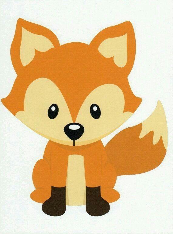 Pin Von Anka Auf Animals Related Babyfuchse Clipart Kostenlos Quilt Baby