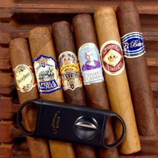 Cigar 101: How to Taste a Cigar & Flavor Wheels (Infographics) | Buy Cigars Online