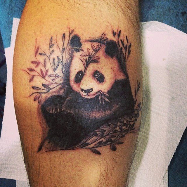 Tatuaje de oso panda realizado en nuestro centro de la Vaguada de Madrid.    #tattoo #tattoos #tattooed #tattooing #tattooist #tattooart #tattooshop #tattoolife #tattooartist #tattoodesign #tattooedgirls #tattoosketch #tattooideas #tattoooftheday #tattooer #tattoogirl #tattooink #tattoolove #tattootime #tattooflash #tattooedgirl #tattooedmen #tattooaddict#tattoostudio #tattoolover #tattoolovers #tattooedwomen#tattooedlife #tattoostyle #tatuajes #tatuajesmadrid #ink #inktober #inktattoo