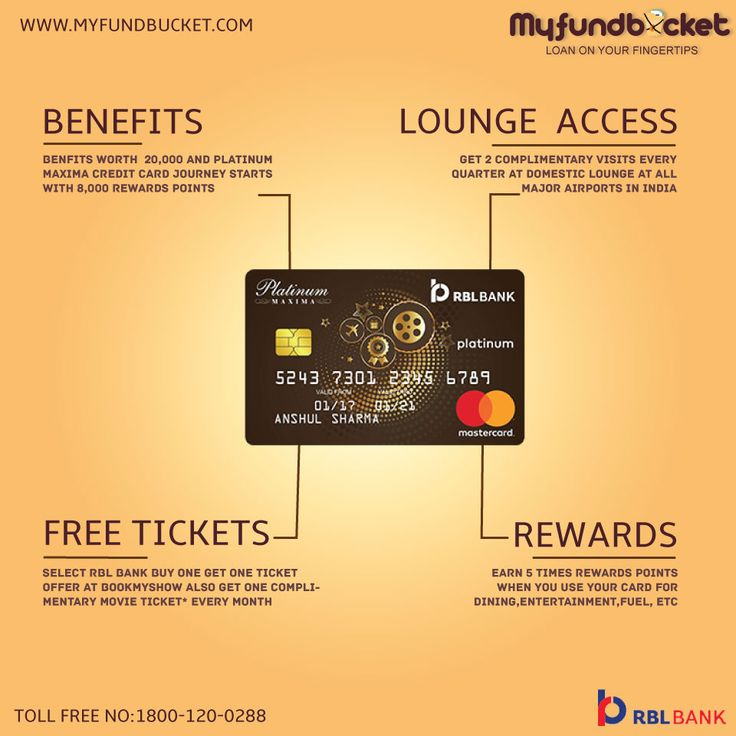 Apply for Credit Card Online - RBL Bank Visit: https://www.myfundbucket.com/Credit-Card Toll Free: 1800-120-0288 #RBL #bank #credit #card #