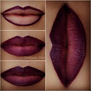 dark lips--- love this, just havent quite figured out if i love it ON me