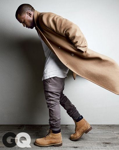 KANYE WEST para a GQ « The Hype BR