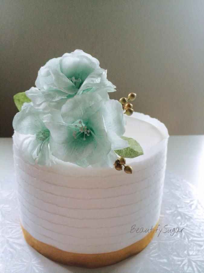 Edible paper flowers for cakes flower shop near me flower shop rice paper flower dorit mercatodos co rice paper flower wafer paper flowers tutorials cake the prettiest trend of the year delicate rice paper cake designs mightylinksfo