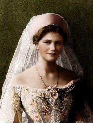 Grand Duchess Maria Nikolaevna of Russia was the third daughter of Tsar Nicholas II and Tsarina Alexandra Fyodorovna.