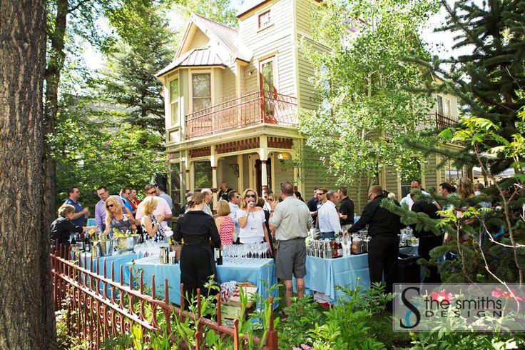 2nd Annual Aspen Oxygen Bar + Spa - Aspen Event Photos