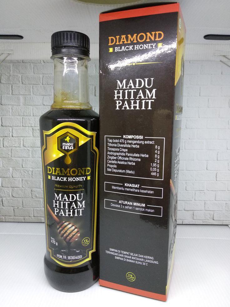 Madu Hitam Pahit Diamond Black Honey (Dengan gambar