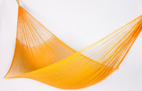Classic Yellow Hammock from Yellow Leaf