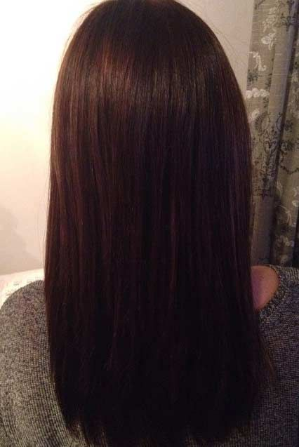Brown Balayage Red Wella Koleston Perfect 5 75 Brown Mahogany Dark Brown