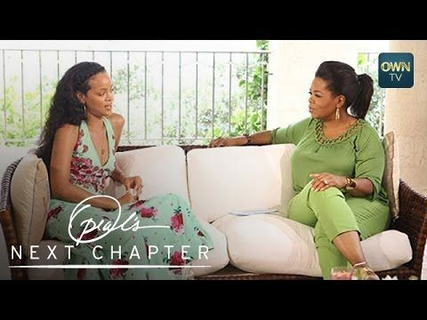 Rihanna retells her horrific encounter with Chris Brown with Oprah. The media loved splashing her terrible story everywhere.