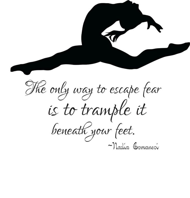 Best 25+ Inspirational gymnastics quotes ideas on