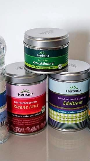 """Filines Testblog: Backofenkraut mit """"Edeltraut"""" von Herbaria"""